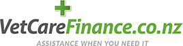 VetCare Finance | NZ loans for veterinary costs Logo
